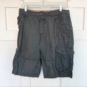 Men's BKE Cotton Cargo Shorts